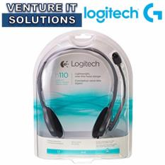Brand New Logitech Stereo Headset H110 Price Comparison
