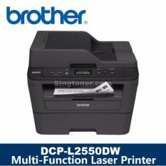Get The Best Price For Local Warranty Brother Dcp L2550Dw 3 In 1 Monochrome Multi Function Laser Printer L2550Dw L2550