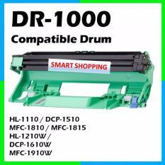 BROTHER DRUM 1000 DR1000 COMPATIBLE PREMIUM TONER CARTRIDGE(BLACK) 10K For Printer HL1110 DCP-1510 M MF-1810 1610W DR-1000 Drum-1000 Drum