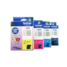 How To Get Brother Lc263 Value Pack 4 In 1 Ink Cartridges Multicolor