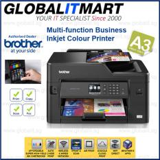 Brother MFC-J2330DW (A3 Print) Multi-function Business Inkjet Colour  Printer Singapore