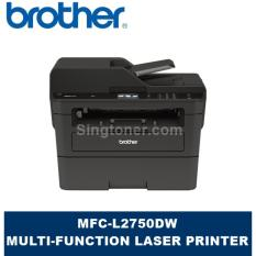 Review Local Warranty Brother Mfc L2750Dw 4 In 1 Mono Laser Multi Function Centre With Automatic 2 Sided Printing Nfc Reader And Wireless Networking Mfc L2750Dw L2750 Mfc L2750 On Singapore