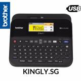 Brother P Touch Pt D600 Handheld Label Maker With Color Display Coupon Code