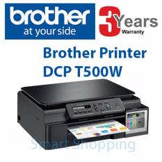 Sale Brother Printer Dcp T500W With Refill Tank Brother