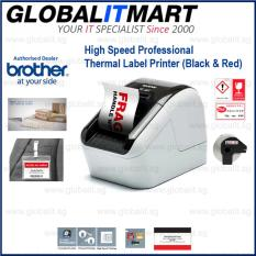 Buy Brother Ql 800 High Speed Professional Label Printer On Singapore