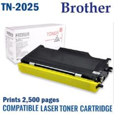Buy Brother Tn 2025 Black Laser Compatible Toner Cartridge Prints 2 500 Pages Brother Online