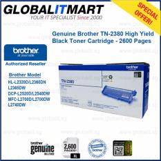 Store Brother Tn 2380 Original High Yield Toner Cartridge Brother On Singapore