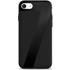 Price Business Creative Metal Leather Anti Drop Case For Apple Iphone 7 Plus Phone Cases Black Online China