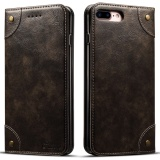 Business Style Magnetic Wallet Case For Apple Iphone 7 Plus Flip Cover Pu Leather Stand Phone Bags Cases 5 5 Inch Intl Best Buy