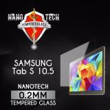 Buy Buy 1 Free 1 Nanotech Samsung Galaxy Tab S 10 5 T800 T805 Tempered Glass Screen Protector Nanotech Cheap