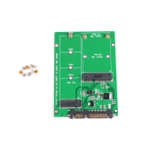Sale Buyincoins 1Pc Ngff M 2 B M Key Or Msata Ssd To Sata Iii 3 Adapter Card Buyincoins