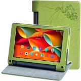 Byt Flower Debossed Leather Case For Lenovo Yoga Tab 3 850F 8Inch Yt 850F M L Green China