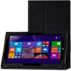 Byt Flower Debossed Pu Leather Case For Teclast X3 Pro Black Intl Best Buy