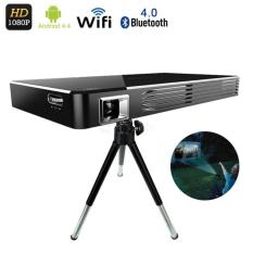 Review C800 Portable Mini Dlp Projector Android 4 4 Home Theater Beamer Led Smart Proyector Hd Bt Hdmi Kodi Xbmc Airplay Miracast Dlna Oem On Singapore