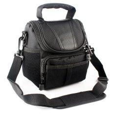 Retail Camera Bag Case For Olympus E M5 Em10 E M10 Mark Ii Epm2 E P5 E Pl7 E Pl5 Epl6 Sz 16 Sp 100Ee Stylus 1S Stylus1 Sz31Mr Sp610Uz Intl