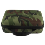 Sales Price Camouflage Pattern Eva Shockproof Waterproof Portable Case For Gopro Hero 4 3 3 2 1 Export