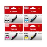 Recent Canon 771Xl Value Pack 4 In 1