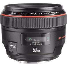 Best Deal Canon Ef 50Mm F 1 2L Usm Lens Export Only