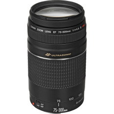 Buy Cheap Canon Ef 75 300Mm F 4 5 6 Iii Usm Lens Export