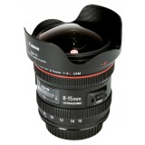 Canon Ef 8 15Mm F 4L Fisheye Usm Lens For Dslr Review