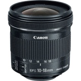 Buy Canon Ef S 10 18Mm F 4 5 5 6 Is Stm Camera Lens Canon Cheap
