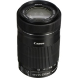 Discount Canon Ef S 55 250Mm F 4 5 6 Is Stm Lens White Box