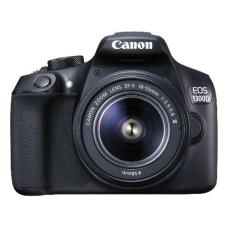 Best Deal Canon Eos 1300D With Efs18 55Mm Iii Kit Black Export Only