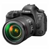 Top Rated Canon Eos 6D Mark Ii Camera Ef 24 105Mm F 4L Is Ii Usm Lens