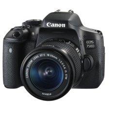Canon Eos 750d Kit I 24.2 Ef S 18-55mm Is Stm Lens Kit (export) Black By Bestdeals.