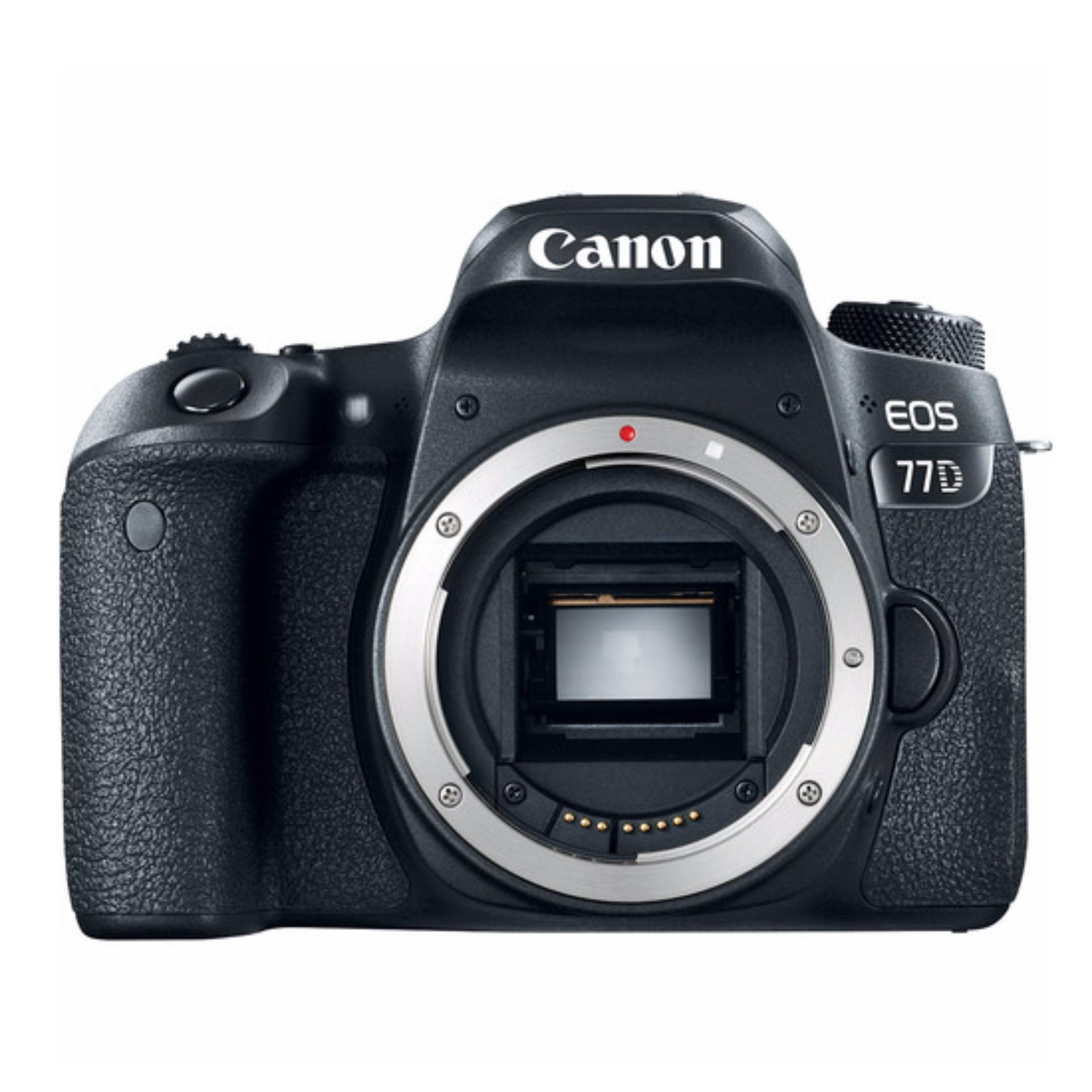 Store Canon Eos 77D Dslr Camera Body Only Warranty Canon On Singapore