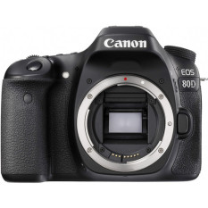 Canon Eos 80 D 24 Megapixel Body Only Local Warranty Card On Line