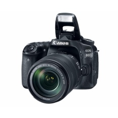 Canon Eos 80D Dslr Camera With 18 135Mm Is Usm Lens Shop