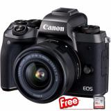 Low Price Canon Eos M5 Ef M15 45Mm Is Stm Kit