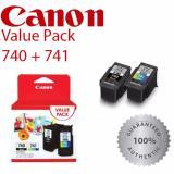 Price Canon Ink Combo Set 740 741 Value Bundle Pack Original Singapore
