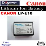 Who Sells The Cheapest Canon Lp E10 Lithium Ion Battery For Eos Dslr Camera By Divipower Online
