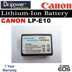 List Price Canon Lp E10 Lithium Ion Battery For Eos Dslr Camera By Divipower Divipower
