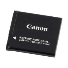 Low Price Canon Nb 8L Rechargeable Lithium Ion Battery Pack 3 6V