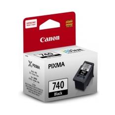 Sale Canon Pg 740 Black Ink Cartridge Canon Original