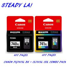 Get The Best Price For Canon Pg 740Xl Bk Cl 741Xl Color Combo Pack For Pixma Mg2170 2270 Mg3170 3270 3570 3670 4170 4270 Mx377 397 437 457 477 517 527 537