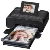 Buy Canon Selphy Cp1200 Wireless Color Photo Printer Black Singapore