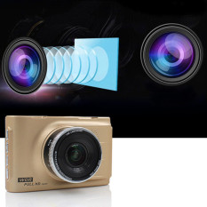 Car Cameras Hd Car Dvr Car Camera Video Recorder Dash Cam Camcorder Gold Intl Price