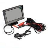 Buy Car Rear View Kit 4 3 Tft Lcd Monitor Night Vision Car Reversing Camera Intl Cheap China
