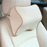 Deals For Car Seat Headrest Pad Memory Foam Travel Pillow Head Neck Rest Support Cushion Intl