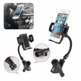 Top 10 Car Universal Mobile Phone Holder Car Holder Dual Usb Charger Mount Holder Stand Intl