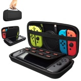 For Sale Carry Case Compatible With Nintendo Switch Protective Hard Portable Travel Carry Case Shell Pouch For Nintendo Switch Console Accessories Intl