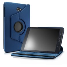 Best Case For Samsung Galaxy Tab A 10 1 Case Smart Pu Leather 360 Degrees Rotating Stand Case Cover For 2016 Release Samsung Galaxy Tab A 10 1 Inch Tablet Sm T580 Sm T585 Only Navy Export