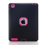 Case Rubber Shockproof Heavy Duty Hard Cover For Apple Ipad Mini 1 2 3 Black Intl Case Cheap On China