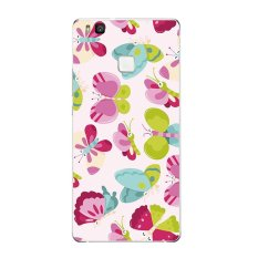 Cases For Huawei P9 Lite Soft Tpu Silicone Phone Protective Back Covers Shell Skin Butterfly Pattern Intl China