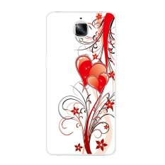 Cheapest Cases For Oneplus 3 Oneplus 3T Soft Tpu Silicone Phone Protective Back Covers Shell Skin Blooming Summer Pattern Intl Online
