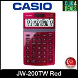 Wholesale Casio Jw 200Tw Red